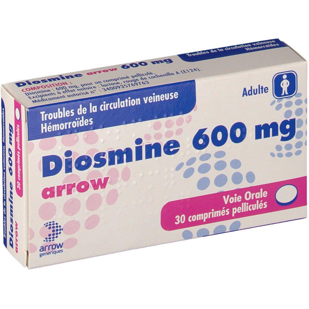 diosmine 600