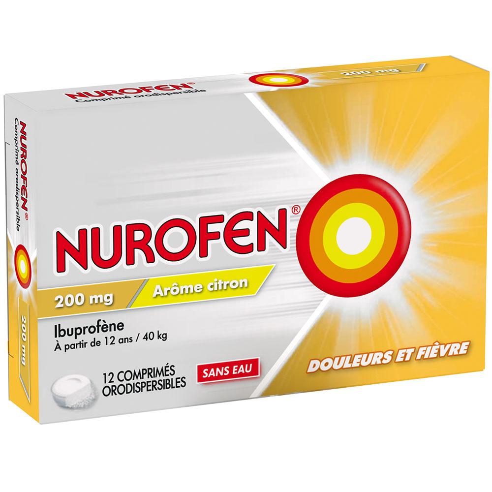 Nurofen® Ibuprofene 200 mg