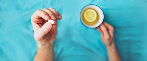 Grippe : symptômes et traitement