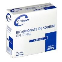 Cooper bicarbonate de sodium 250 g shop for A quoi sert le bicarbonate de soude en cuisine