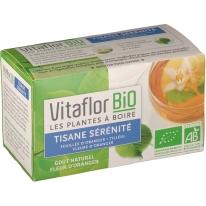 Vitaflor tisane sérénité bio