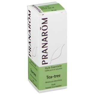 Pranarom huile essentielle Tea tree (melaleuca alternifolia)