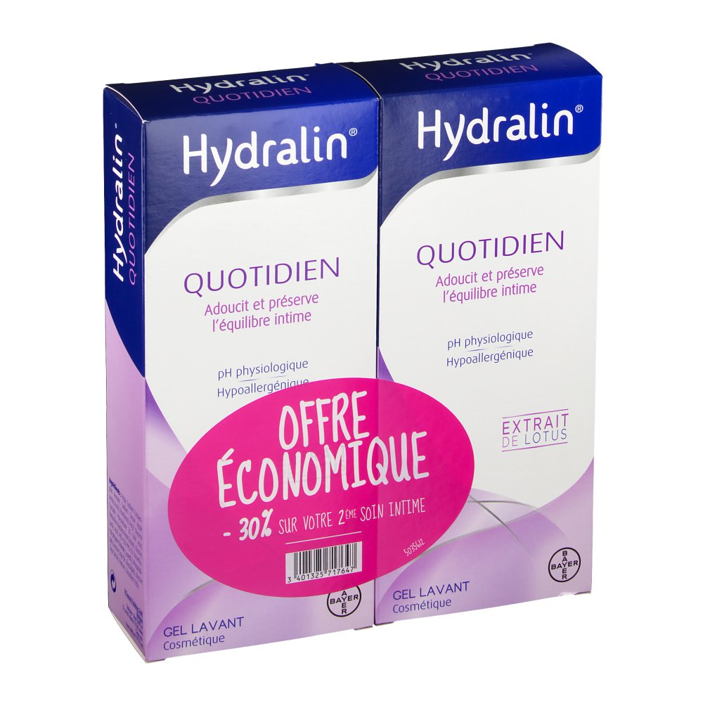 Bayer c hydralin quotidien gel lavant 2x400ml catgorie for Bayer jardin anti mousse