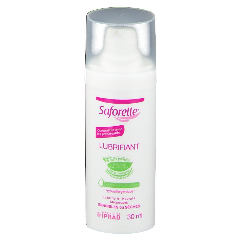 gel lubrifiant hypoallergenique