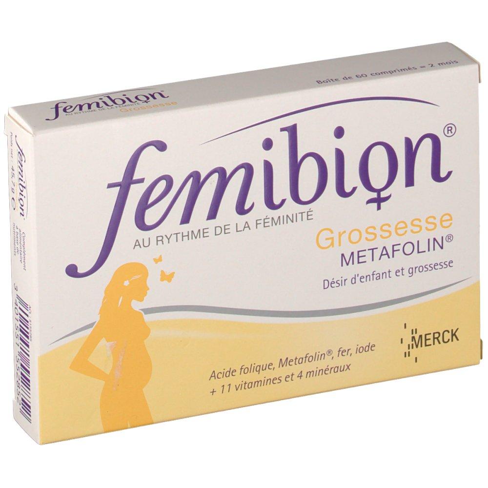 Femibion Grossesse Metafolin